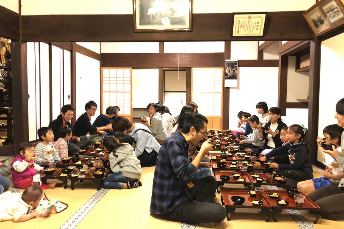 第1回 坊主道主催「寺GO飯」を開催しました