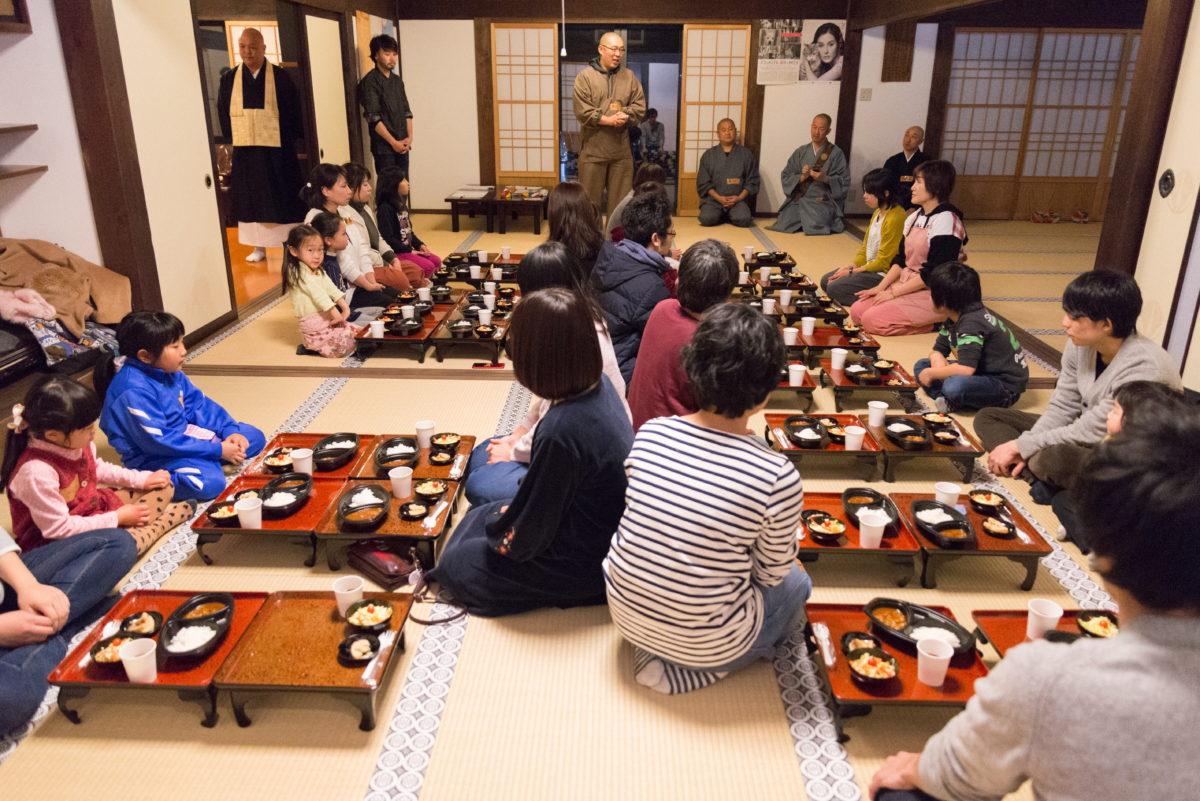 第2回坊主道主催「寺GO飯」を開催しました