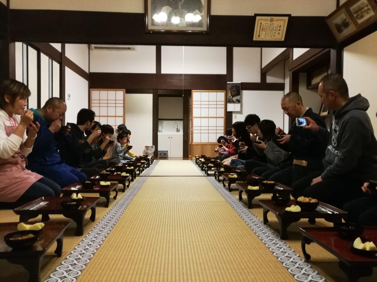 第3回坊主道主催「寺GO飯」を開催しました