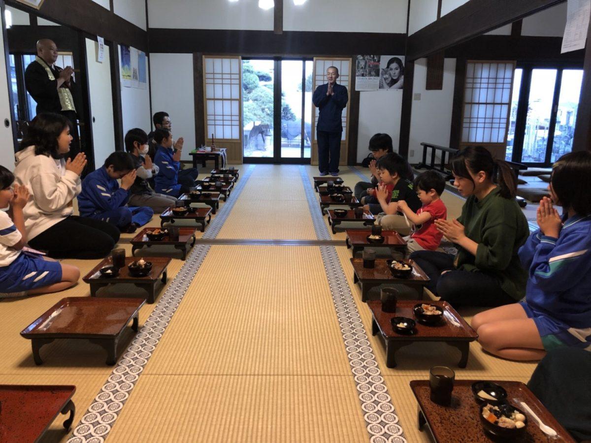 第6回(4月)「寺GO飯」を開催しました