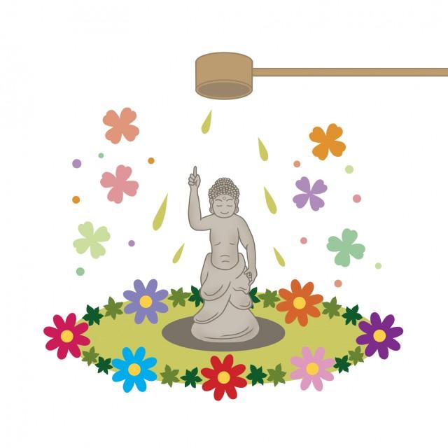 第9回 4月8日はお釈迦さまのお誕生日「花まつり」