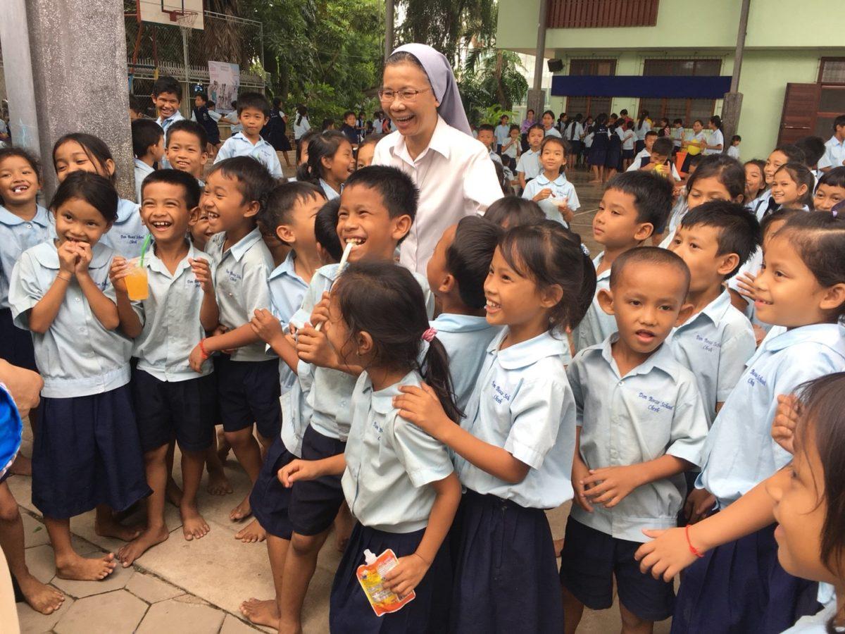 カンボジアで感じたこと。 -幸せって何だ-
