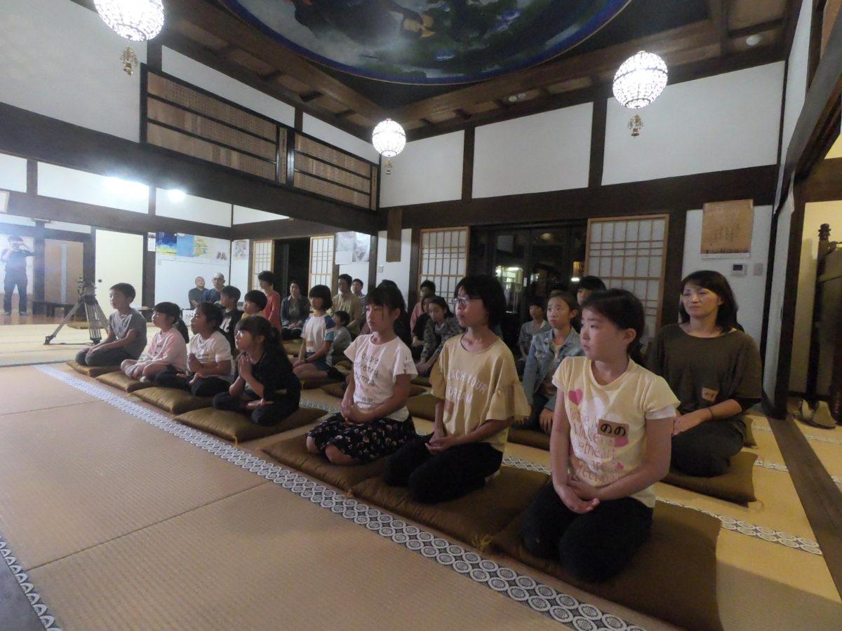 第12回(10月)「寺GO飯」を開催しました。