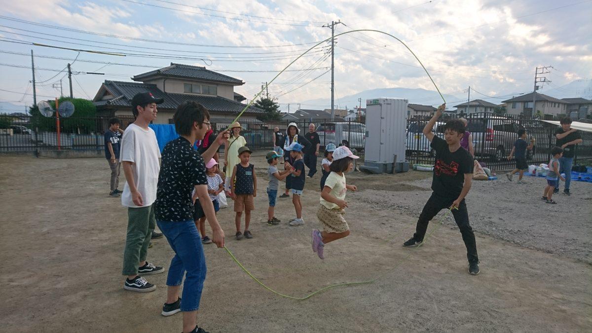 第22回寺GO飯「夏祭り」を開催しました!