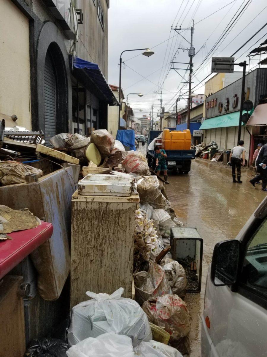 熊本豪雨災害支援募金のお願い
