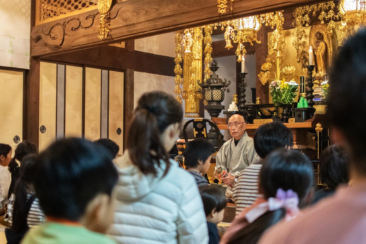 「寺GO飯」つくるひとびと 第4回:寺院関係者およびボランティアの皆様