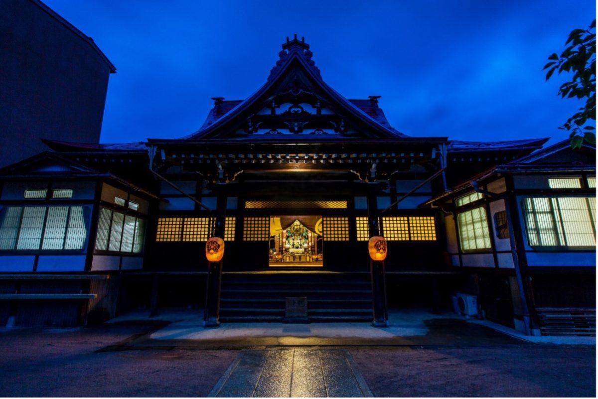 令和3年度 観光庁 城泊・寺泊専門家派遣事業エントリーが始まりました